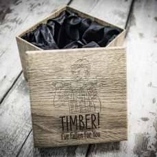 Timber no logo