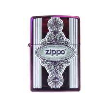 Zippo purple 28866